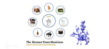 Bremen Town Musicians - Animals and Instrument Sounds