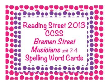 Bremen Town Musicians-Reading Street 2013 CCSS