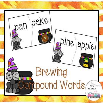 Brewing Compound Words