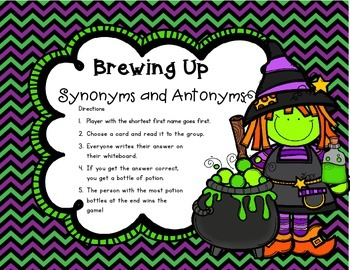 Brewing Up - Synonyms and Antonyms