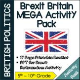 Brexit Britain Mega Activity Pack