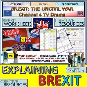 Brexit - Uncivil War - EU