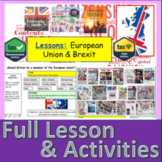 Brexit and the European Union. British European Politics