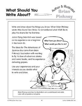 Brian Pinkney (Author & Illustrator)