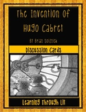 Brian Selznick THE INVENTION OF HUGO CABRET - Discussion Cards