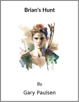 Brian's Hunt - (Reed Novel Studies)