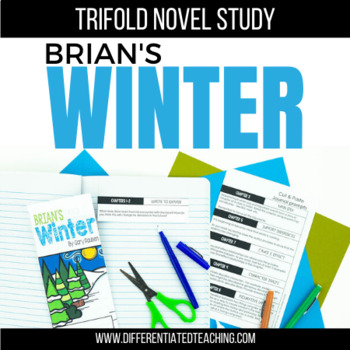 Brian's Winter Novel Study Unit