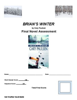 Brian's Winter - Final Assessment