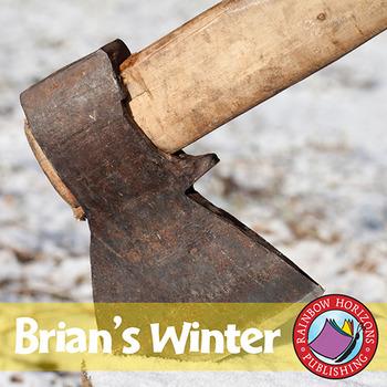 Brian's Winter (Novel Study) Gr. 4-7