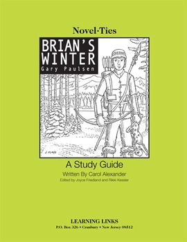 Brian's Winter - Novel-Ties Study Guide