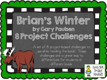 Brian's Winter, by G. Paulsen, Project Challenges to Extend Reading