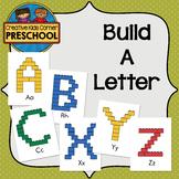 Build A Letter - Brick ABC