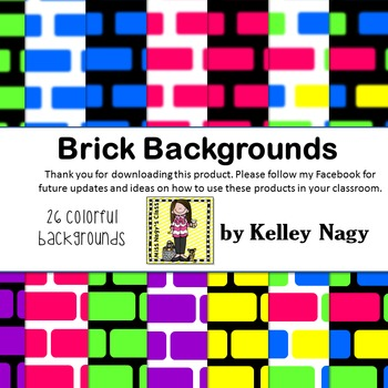 Brick Background Papers