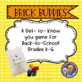 Brick Buddies