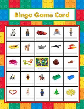 Brick Challenge: Bingo Spelling Game