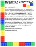 Brick (Lego-inspired) Editable Newsletter Templates: 3 Designs, All Editable