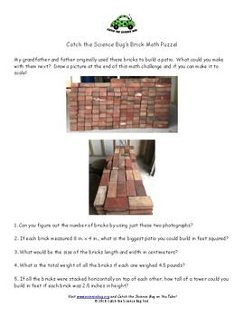 Brick Math Puzzel