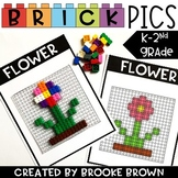 Brick Pics {Literacy & Math Centers}
