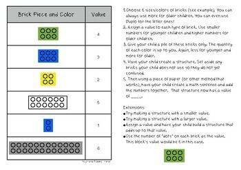 Brick Structure Math