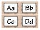 Brick Wall Word Wall Headers