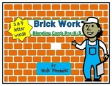 CVC Blending Cards - Brick Works {Set 1}