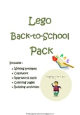 Brick-themed Back-to-School Pack