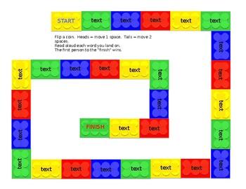 Bricks Game Board (Lego)