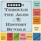 Bricks Through the Ages - 10 Unit History Bundle