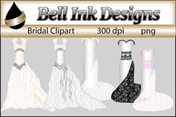 Bridal Clipart