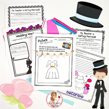 A Bridal Shower Activities for Students
