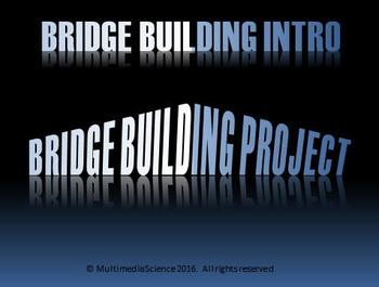Bridge Building Project Bundle