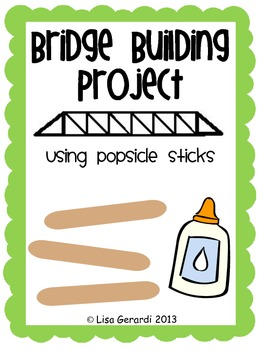 how to build a bridge with popsicle sticks
