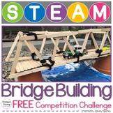 Bridge Building STEM Challenge FREE