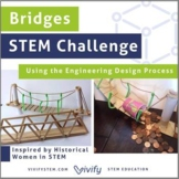 Bridge Engineering STEM Challenge - Women in STEM History Activity