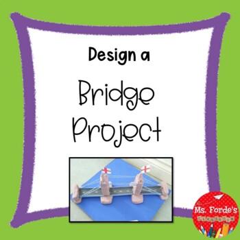 Make a Bridge Project (STEM Project)