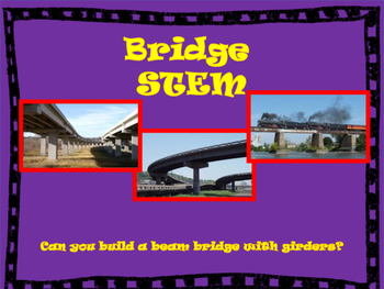 Bridge STEM Challenge