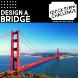 Bridge STEM Challenge - Quick STEM Activity