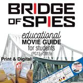 Bridge of Spies Movie Guide | Questions | Worksheet (PG13 - 2015)