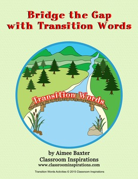 Bridge the Gap with Transition Words