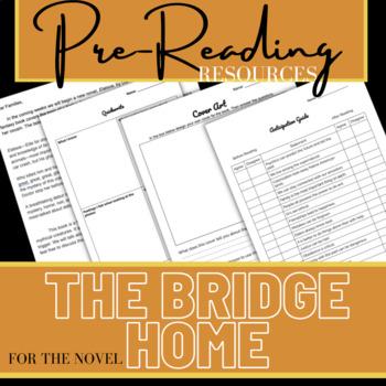 The Bridge Home Pre-Reading Activities