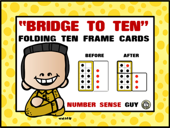 Bridge to Ten folding ten frames