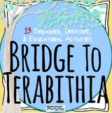 Bridge to Terabithia:  13 Engaging Reading Activities and Worksheets