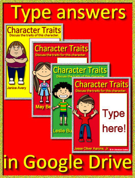 Bridge to Terabithia Novel Study Unit Use With OR Without Digital Google Drive