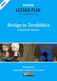 Bridge to Terabithia Activities: Character Map, Conflict a