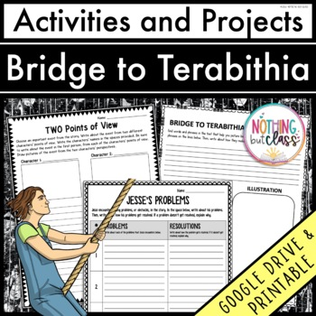 Bridge to Terabithia: Reading Response Activities and Projects