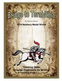 Bridge to Terabithia   Thinking Skills and Graphic Organizers for Writing