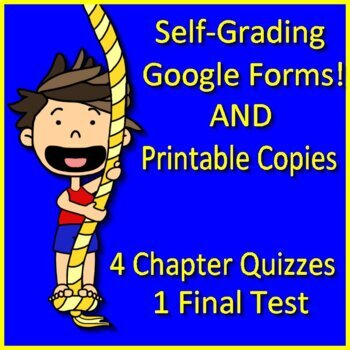 Bridge to Terabithia Novel Study Test Bundle Common Core Aligned