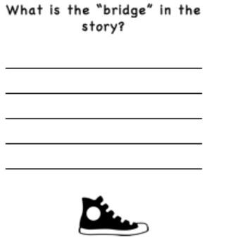 Bridge to Terabithia Book Brochure