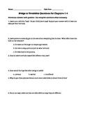 Bridge to Terabithia Book Questions