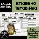 Bridge to Terabithia Book Study